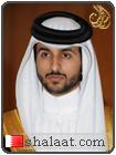 الشيخ ناصر بن حمد آل خليفة